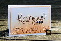 Playful Backrounds Stampin' Up!
