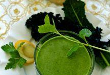 Green juice disease fighters