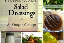 Seasoning/Dressing Recipes / by Linsey Meyer