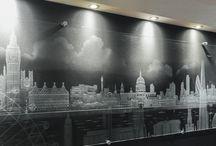 Glass in Public Buildings