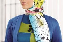 Hijab fashion / my style hijab