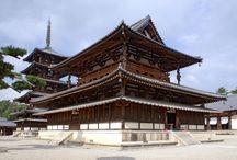 UNESCO World Heritage Sites in Japan / by Benjamin Sullivan