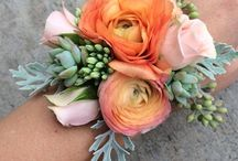 INSPIRATION | Corsages / Beautiful corsages from around the web