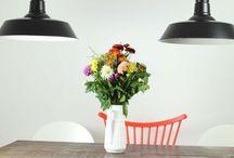 Furniture / Wohnaccessoires, living, furniture, möbel, wohnen, bilder, kunst, vase, blumen, deko