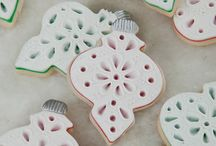 Christmas Cake and Cookie Decorating Ideas