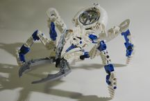 Bionicle projects
