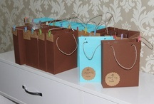 my gift / cookie boxes