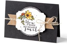 Stampin' Up! Timeless Love