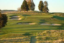 Favorite Golf Courses Around the World