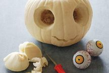 Pumpkin and spooky projects