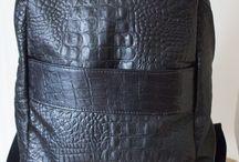Bags Kayisi / leather bags - lederen tas - tode bags