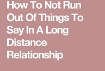 Tips Long Distance Relationship / LDR Survival Guide, Advices, Ideas, tips And More
