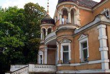 Wonieść - Pałac / Pałac w Wonieściu.  Wybudowany w 1900 roku niemiecką rodzinę von Wedemayer. Obecnie funkcjonuje w nim oddział szpitala neuropsychiatrycznego z Kościana.