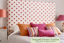 Spring has arrived with these glorious headboards
