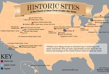 LDS church history sites