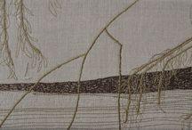 Свободная  вышивка Free embroidery / Машинная и др. вышивка