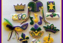 Carnaval biscoito
