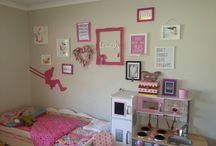 Girl room / by Tanya Aldred