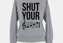 Teacher (music) wear