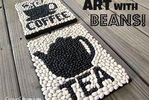 beans art
