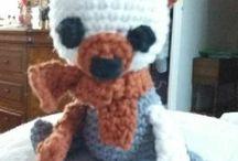 Mes créations / Crochet