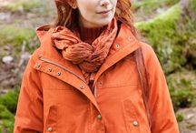What a way to rock winter. I just love this parka.