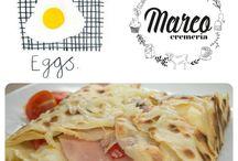 Specialități Cremeria Marco / Înghețată produsă cu dragoste și ingrediente naturale din ferma proprie, Vlășcuța.