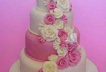 wedding cakes etc / by The Door In The Sky