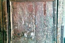 Doors Sicily 2015 / From door to door
