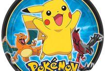 Pokemon Go Pikachu Temafest Fødselsdag
