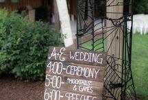Vintage svatba