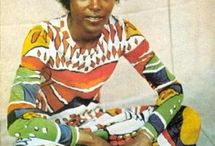 70's inspiration / Funky fashion and stuff from the 70's - inspiration for DIY's