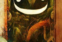 Monstrous / Monster art