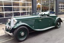 красота Old car