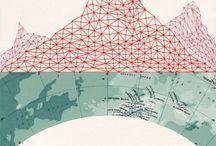 Shannon Rankin - Map Art
