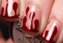 Halloween Nail Art Designs / Sporting cute Halloween nails is definitely one perfect way to celebrate the season. Here are some inspiration you can choose from.