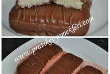 çikolata vs