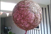 Creatieve decoratie