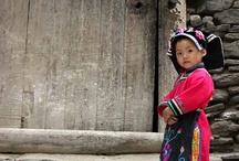 Tibet Kids Fashion / Tibet Kids Fashion