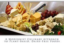 Vegan Cheese / Dairy free, vegan cheeses!