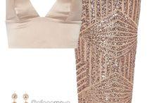 Dress 2 Imprez Casino Style Women / fashion, clothes, ideas,