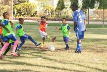 Sports / Art in Tanzania has community sports and fitness programs to develop the activities in the community level