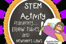 Newton's Laws / by Kim Rowe