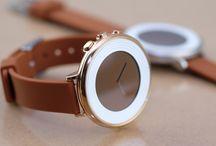 Pebble / Pebble time smartwatches