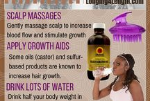 Caring for African hair