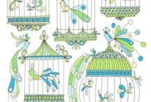Birdcages / by Clinard Family