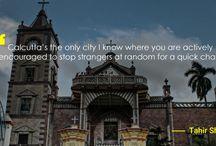 Amazing Quotes on Kolkata