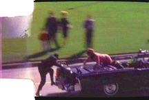 JFK Assasination / JFK Assasination  / by Graham Thomson