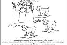 Atividades crianças igreja