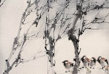 Zhao Shao'ang(赵少昂 Chinese, 1905-1998